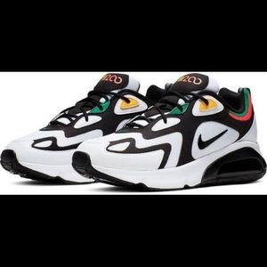 Nike air max's 200
